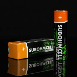 SUBOHMCELL 18650 2800mAh
