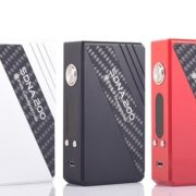 Original SMY SDNA 200w box mod - Evolv DNA 200 Chip