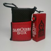 SubOhmBOX 2.0 Red