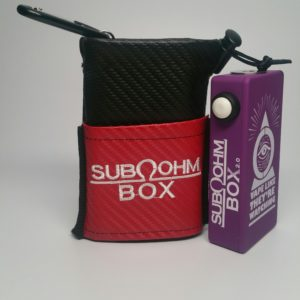 SubOhmBOX 2.0 Purple